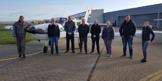 Courses completed for the German Military Aviation Authority